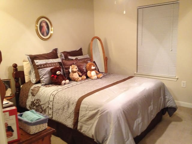 Sugar Land Comfy Pad - Sugar Land - Apartemen
