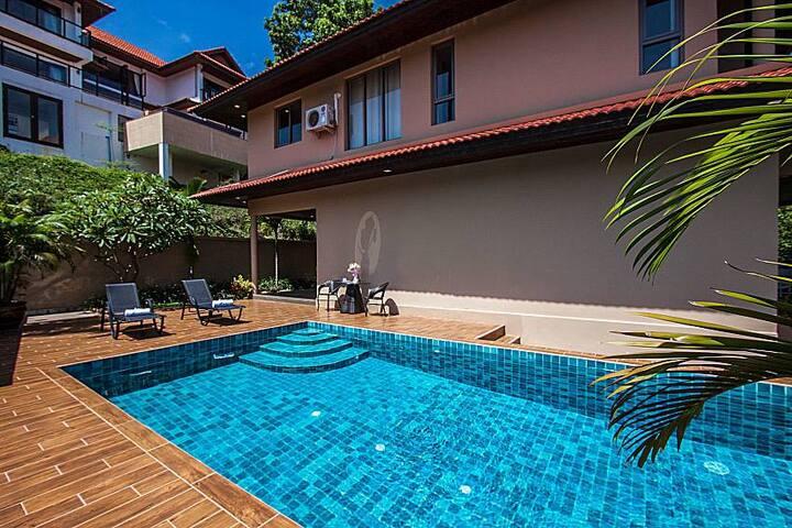 Nantra Thong son bay villa OV12