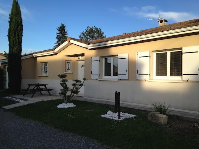 Maison avec piscine - Saint-Selve - Talo