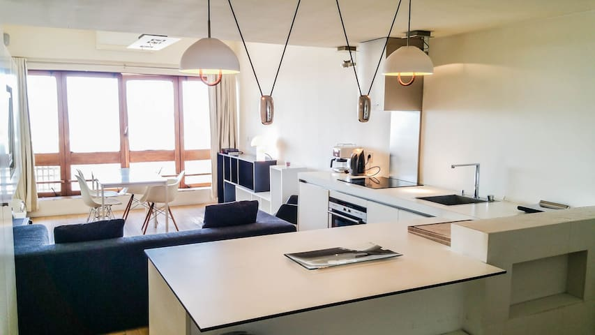 Experience Le Corbusier! - Marseille - Appartement