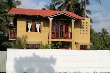 Peaceful holiday home close to Hikkaduwa beach - Hikkaduwa - Guesthouse