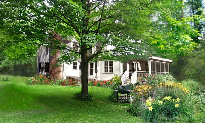 1850's Berkshire farmhouse