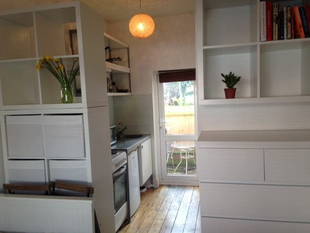 Small self-contained studio, Kensal Rise