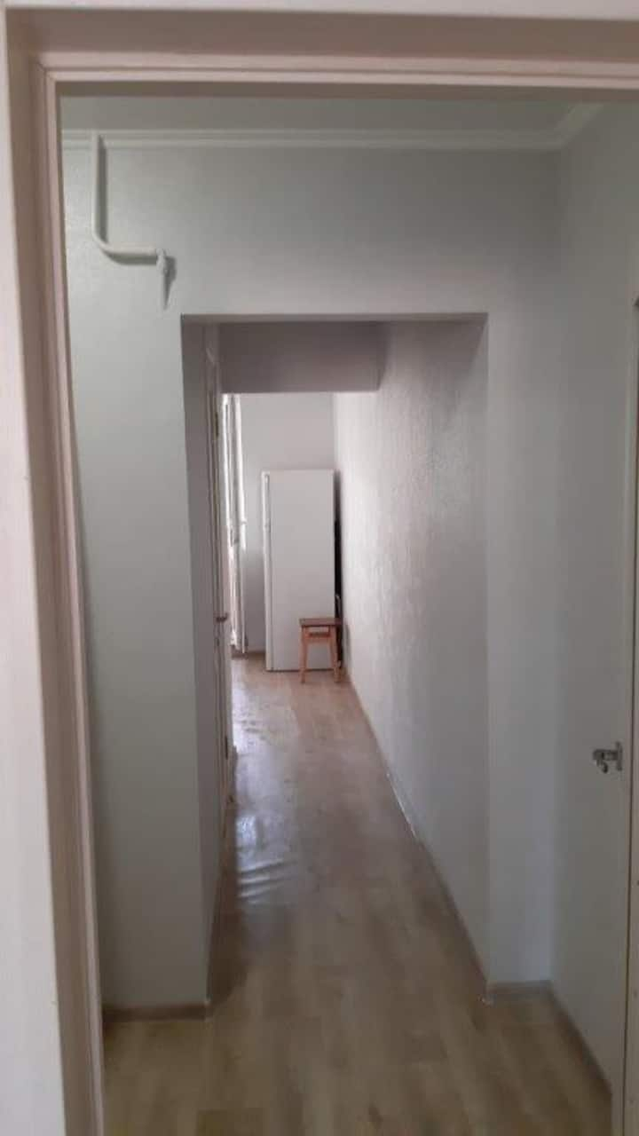 One room appartment near metro station