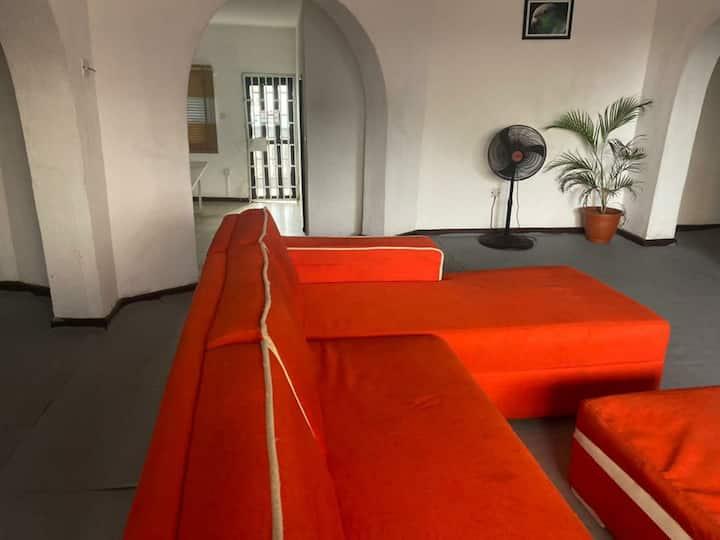 IKeja 3bedroom Fully Serviced Apartment