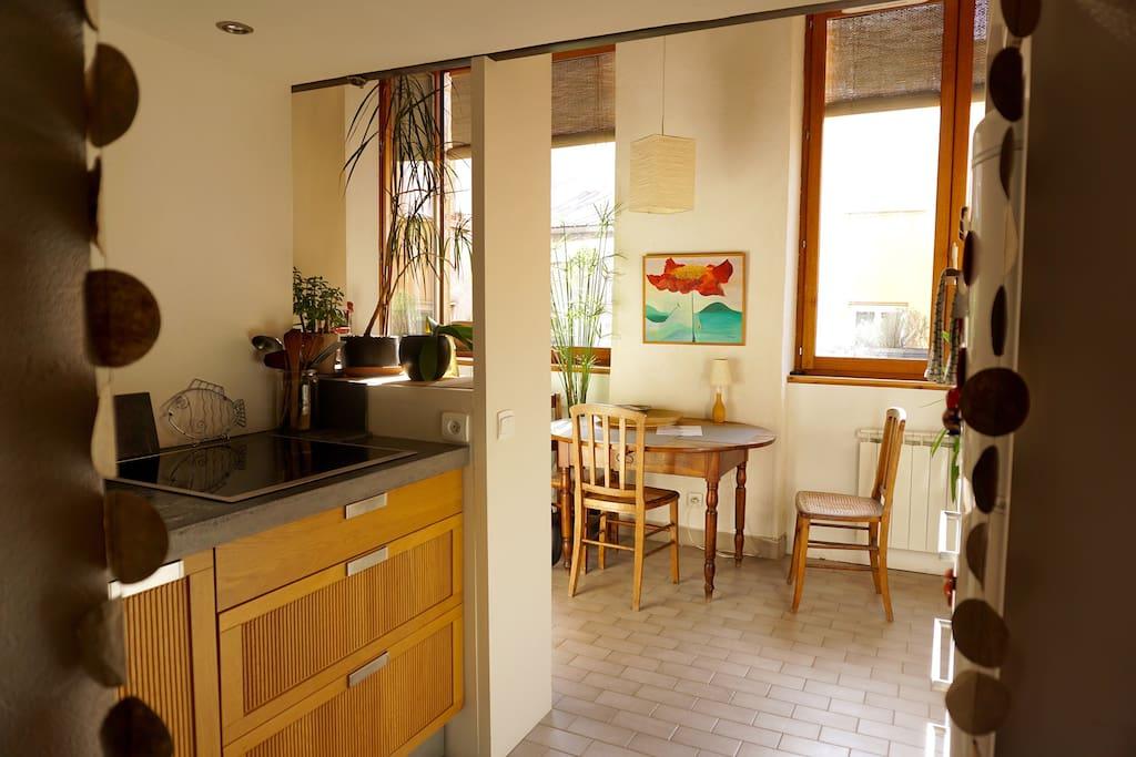 calme et lumineux appartements louer lyon rh ne alpes france. Black Bedroom Furniture Sets. Home Design Ideas
