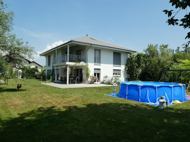 Beautifully situated,pool, garden oasis!