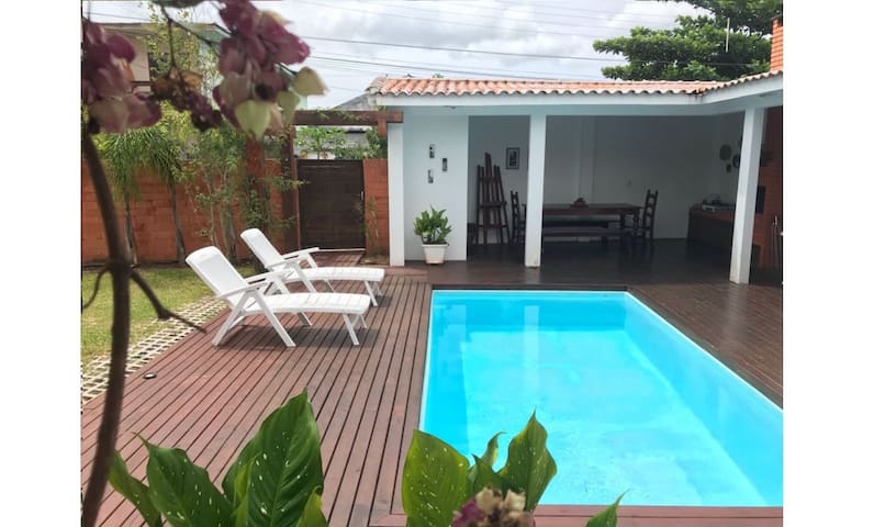 Campeche: Casa com piscina