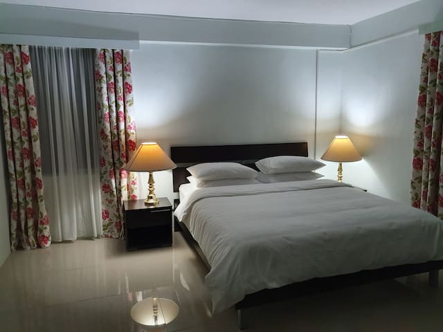 Private BR, close to Suva City, Free Parking