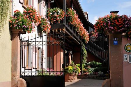 Gîtes Weyer La maison - Bergheim - Dom