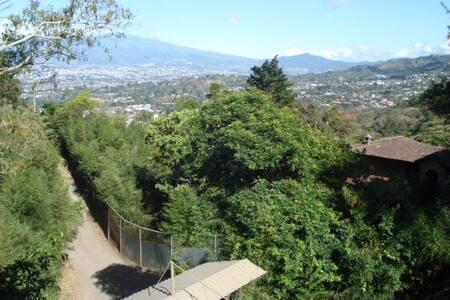naturaleza y espacio acogedor para descansar - San Rafael