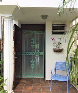 The Garden Studio with a Touch of Art - Mayagüez - House