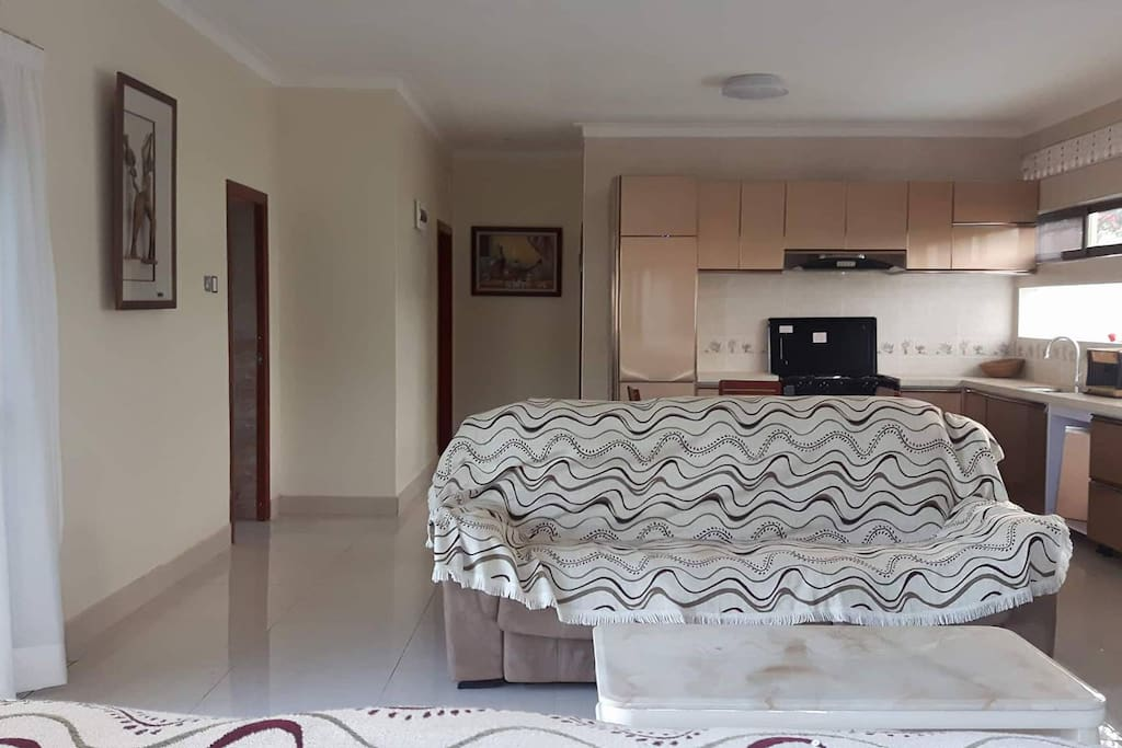 Two Bedroom Apartment Cosy View Of Lake Victoria Apartments For Rent In Namulanda Central