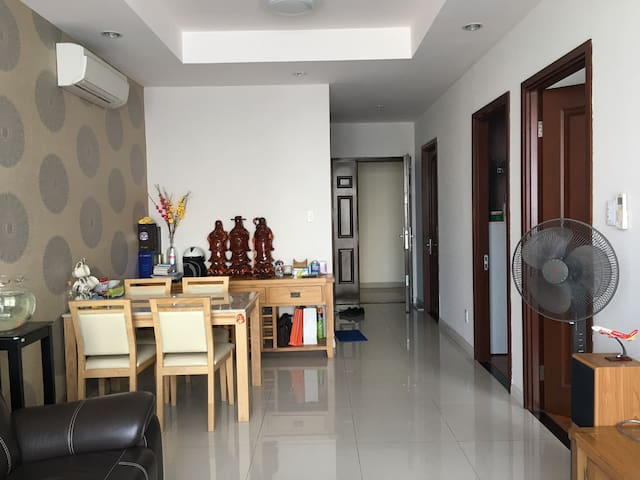 Luxury Apartment near TSN Airports - Hô-Chi-Minh-Ville - Appartement