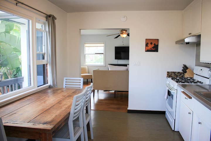 You'll love this relaxing Solana Beach Bungalow!