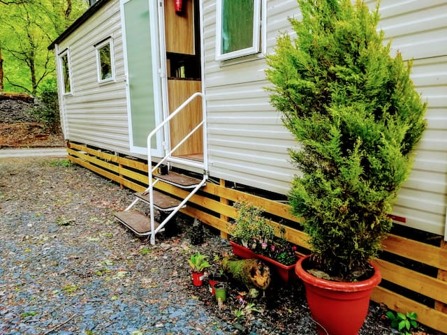 Holiday home near Porthmadog in Snowdonia