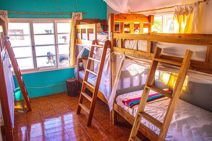 Dorm 1 Sundance Hostel - 25% off diving for guests