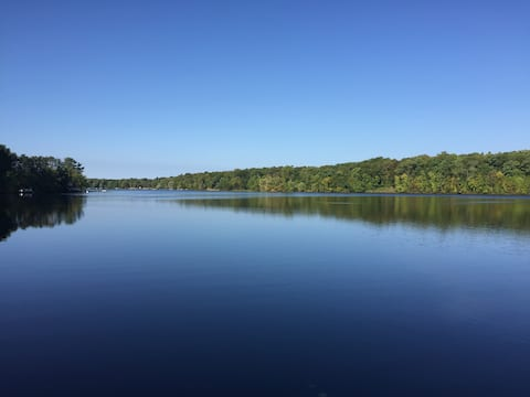 Northwoods Feel Only an Hour from the Twin Cities