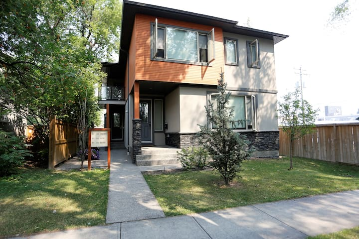 ENTIRE THREE BEDROOM CRESCENT HEIGHTS TOWNHOME
