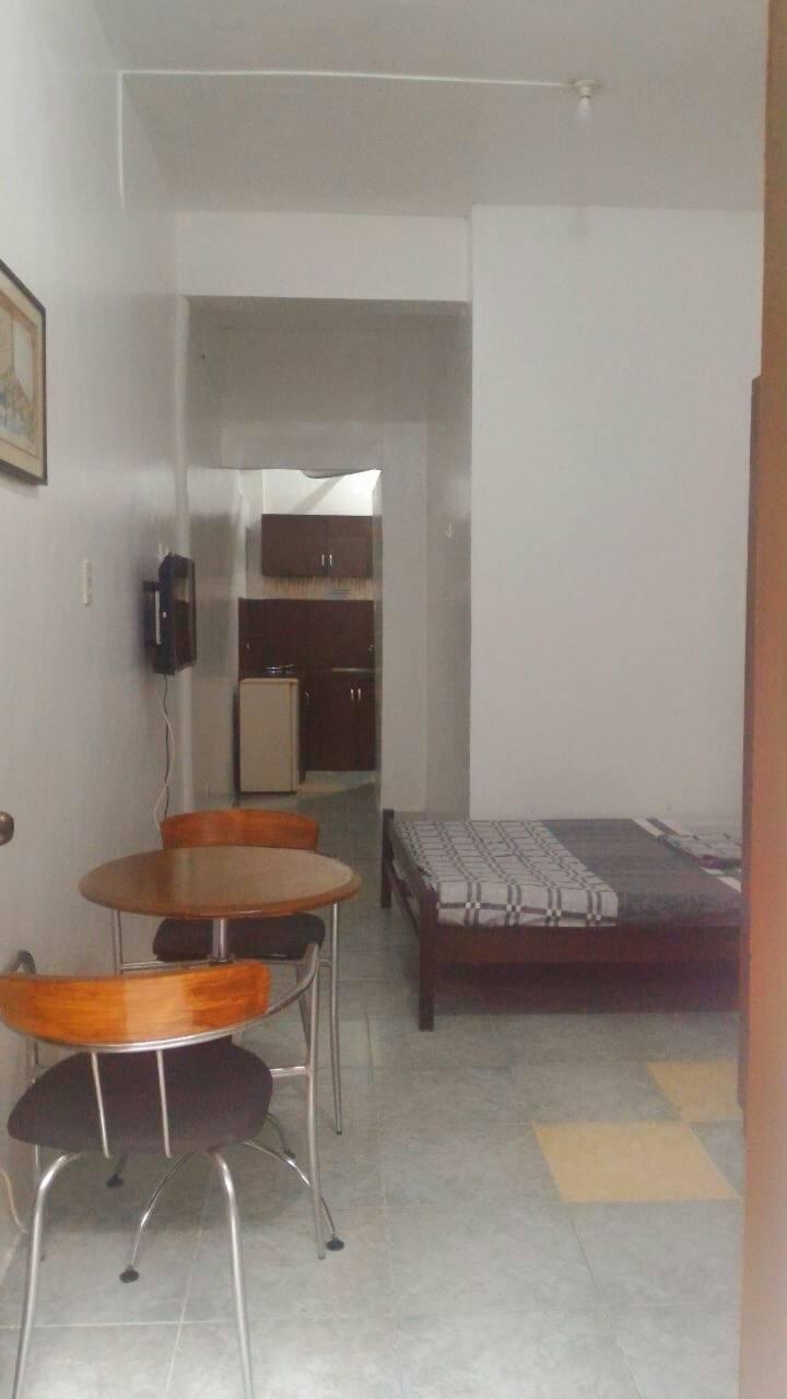 Studio apartment in Paranaque