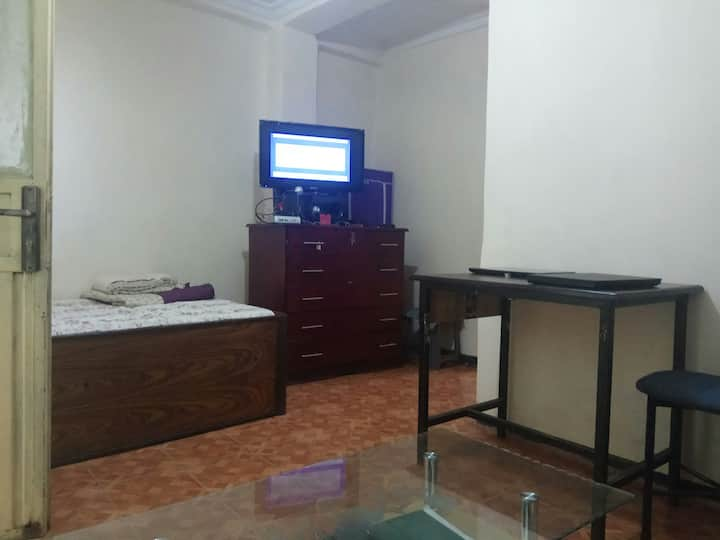 Arat-kilo condominium (Basha Wolde)