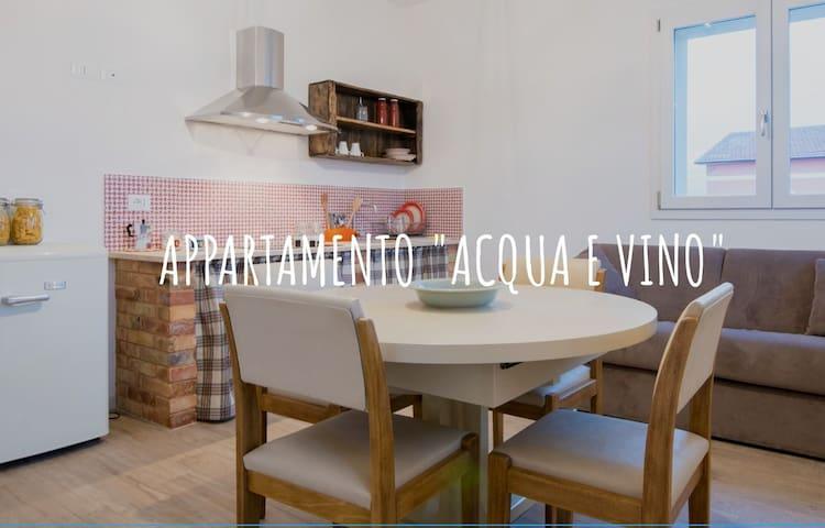 """La Viola e il Sole - Agriturismo: """"Acqua e Vino"""""""
