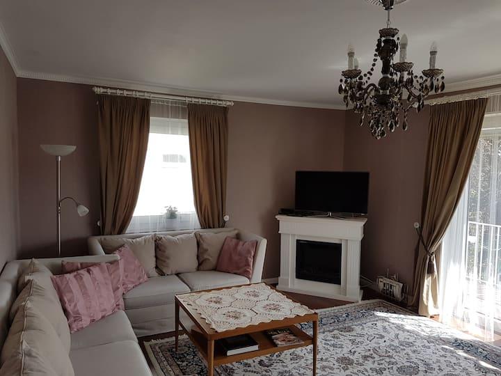 Elena's Apartment mit Balkon
