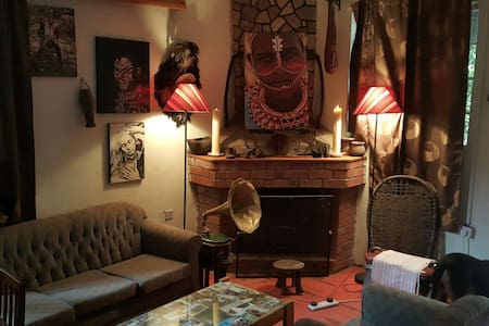 Cosy afrocentric townhouse - Nairobi
