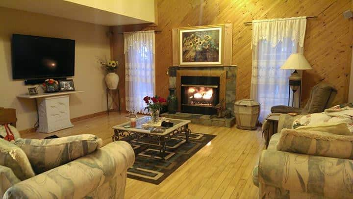 Idyllwild -country home on 62 acres.