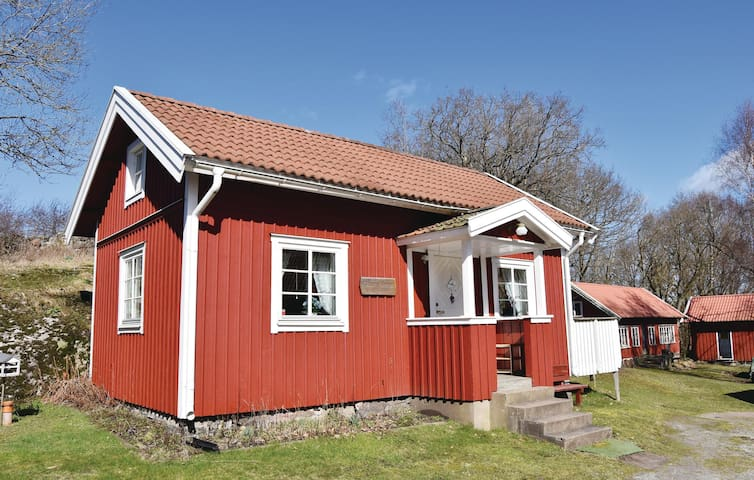 Holiday cottage with 2 bedrooms on 45m² in Svanesund