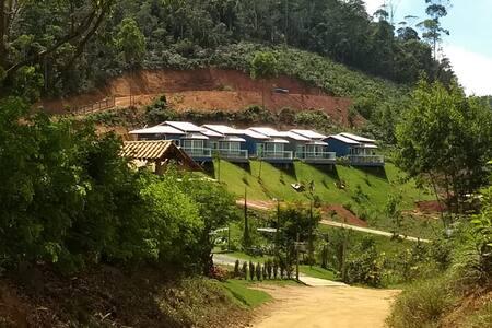 Pousada CASA no SITIO (Chalé Quaresmeira)