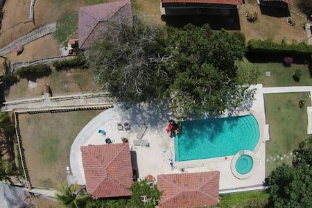 Beach Front House in PCoronado (A Piece of Heaven) - Las Lajas - House