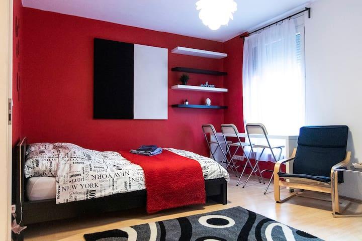 Corvin apartment
