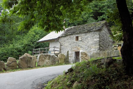 Typical Italian Cottage - Ornavasso