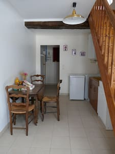 Appartement privatif à 12 min de Caen