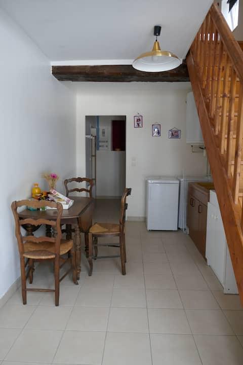 Appartement privatif à 12 min de Caen