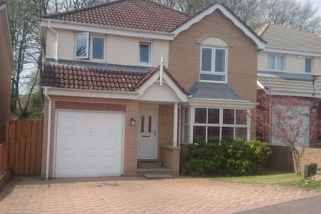 3 bedroom family house in a great neighbourhood