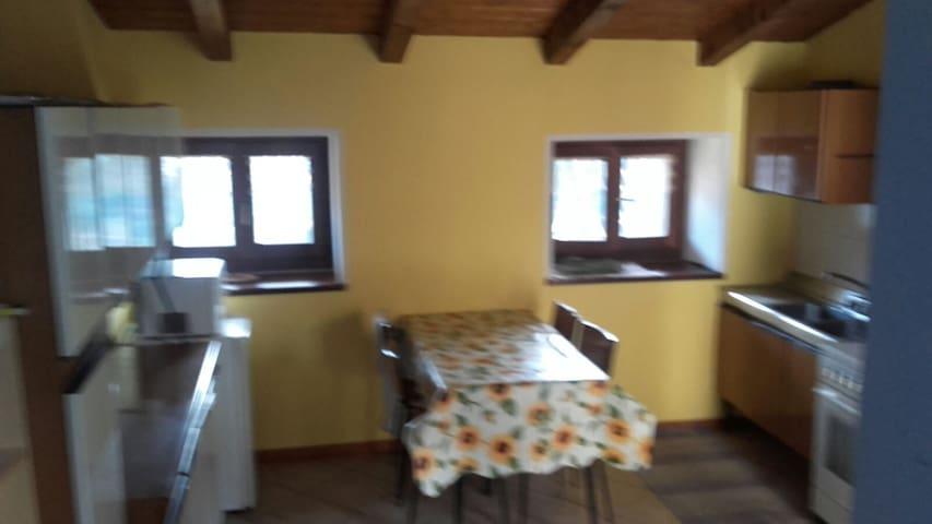 casa in montagna - Biolo - Huis