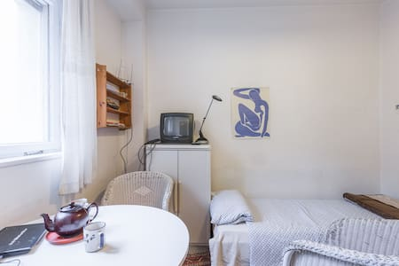 Single room in Berlin-Kreuzberg, 6 qm small, quiet - 柏林