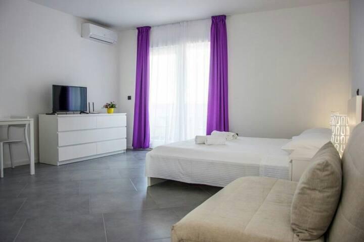 Studio apartman Hrvoje (S2)