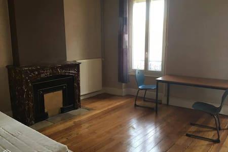 Chambre très belle à Bourgoin - Bourgoin-Jallieu