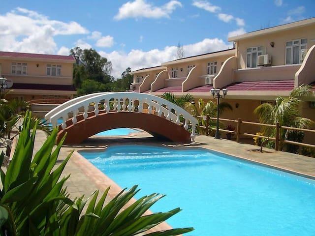 Home-Style Beach Villa