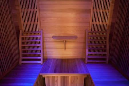 studio 16m² et sauna - ペルピニャン