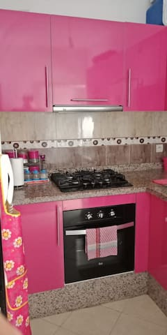 appartement in martil (only for female travelers)