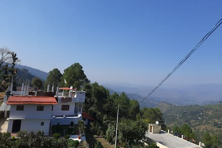 JJM mountain stay (Ranikhet)