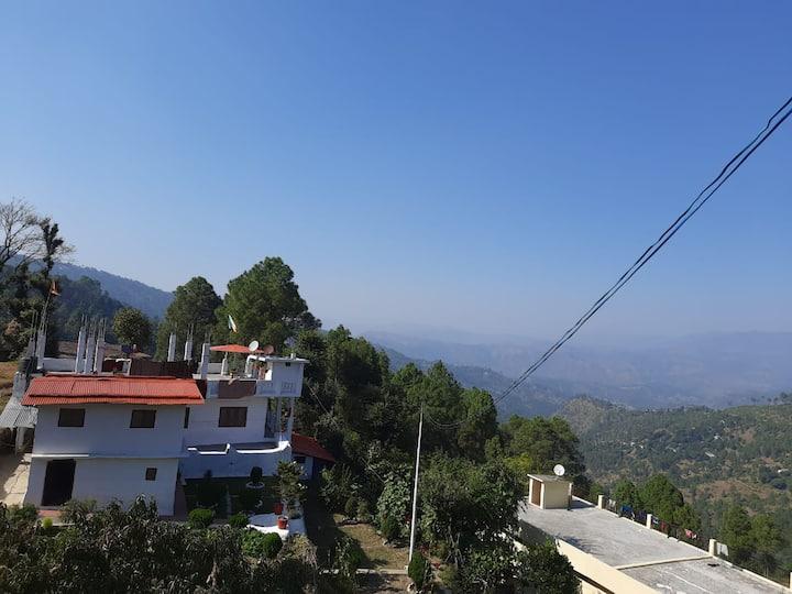 JJM Mountain Stay Ranikhet