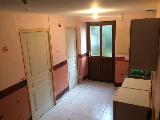 Appartement proche commerces, avec équipements PMR - L'Huisserie - Daire