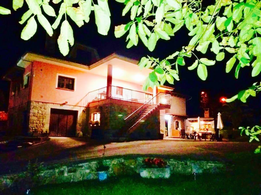 La casa del Miruéndano