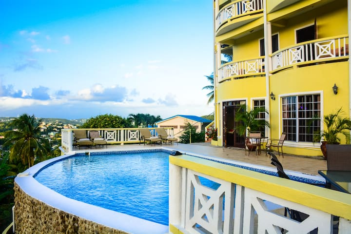 Heavenly Suites St. Lucia PV