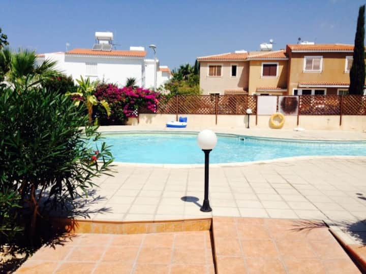 Diana 54 Charming  Apt in the heart of Paphos